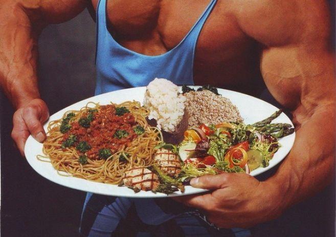 Спортивная диета для похудения для мужчин меню на неделю