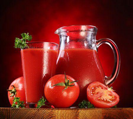 Польза и вред томатного сока для организма человека