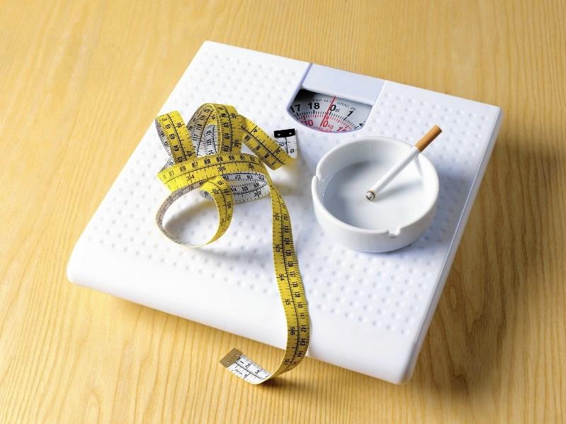 Как курить чтобы похудеть