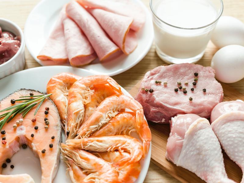 Высокобелковые продукты: ТОП-10 лучших источников белка